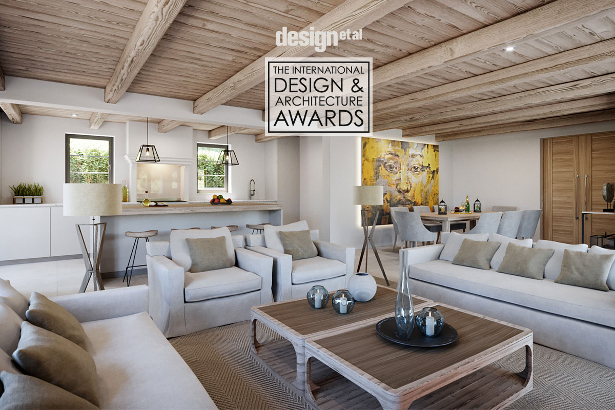 Pin & Pin shortlisted for International design and architecture awards